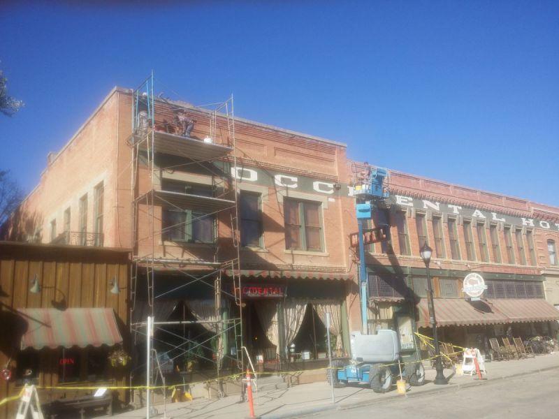 2017-Museum-of-the-Occidental-Hotel-Brick-Facade-Restoration-Work-in-Progress